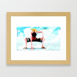 The Pirates v3 Framed Art Print