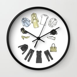 Must Haves Wall Clock