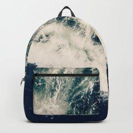 The Ocean Roars Backpack