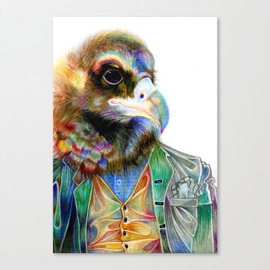 maximillian van rodolphe Canvas Print