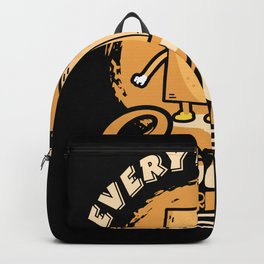 Everything s gonny brie alright Backpack