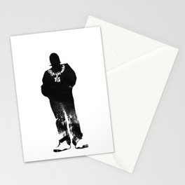Igh Kihl Media Standing Man Logo Stationery Cards