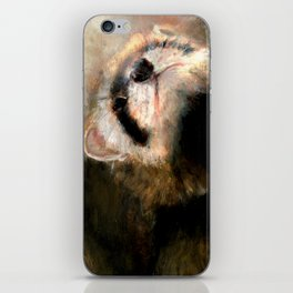 Ferret Mommy iPhone Skin