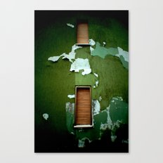 home green home Canvas Print