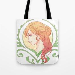 Crocus Anna Tote Bag