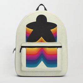Meeple Color Stack Backpack