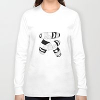 pills Long Sleeve T-shirts featuring pills by Dream of Siberia