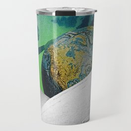 Underwater Planet Travel Mug