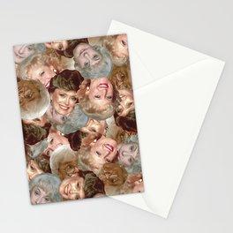 Golden Girls Toss Stationery Cards