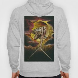 """William Blake """"Ancient of Days,"""" frontispiece for """"Europe a prophecy,"""" 1794 Hoody"""