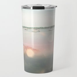 Salem Harbor Travel Mug