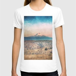 Desert Mountain Adventure - Nature Photography T-shirt