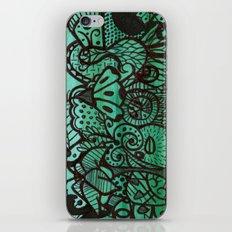 enchanted wood iPhone & iPod Skin