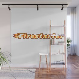 Firestarter Wall Mural