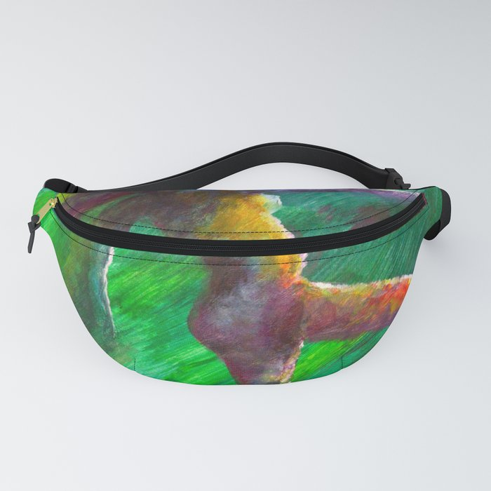 Running for freedom Fanny Pack