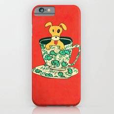 Dinnerware Sets - puppy in a teacup iPhone 6s Slim Case