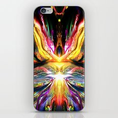 Black Imagination Activated iPhone & iPod Skin