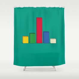F.U. Shower Curtain