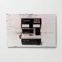 Spirit 600, 1988 Metal Print