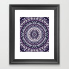 Mandala 313 Framed Art Print