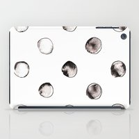circles iPad Cases featuring CIRCLES by LEEMO