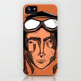 Howard iPhone Case