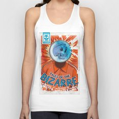 Tales of the Bizarre Unisex Tank Top