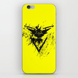 Instinct iPhone Skin