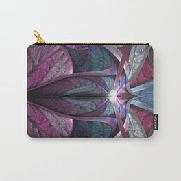Satin Flame Carry-All Pouch