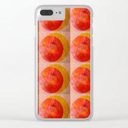 Taste of Citrus II Clear iPhone Case
