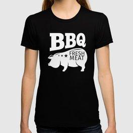 BBQ Fresh Meat Pig Roast Barbeque BBQ T-shirt