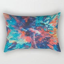 Paschálēs (Abstract 27) Rectangular Pillow