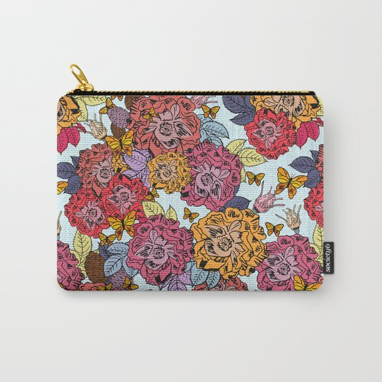 Bouquet Carry-All Pouch