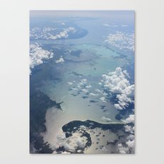 Where I Want to Be Canvas Print