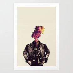The Jacket Art Print