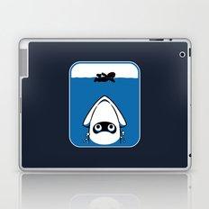 The Great White Blooper Laptop & iPad Skin