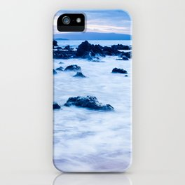 Keawakapu Kahaulani Aloha Tropical Nights iPhone Case