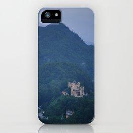 Schloss Hohenschwangau iPhone Case