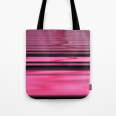 Pink Hobo ~ Abstract Tote Bag