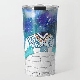 Love Under The Stars Travel Mug