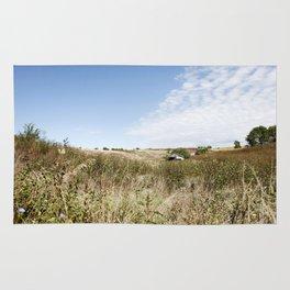 Iowa Countryside Rug