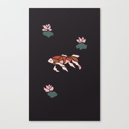 Being Koi Canvas Print