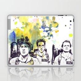 Ghostbusters Peter Venkman, Egon Spengler, Raymond Stantz Laptop & iPad Skin