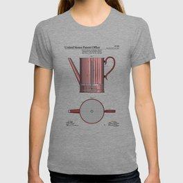 Coffee Press Patent T-shirt