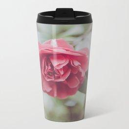 Rose Tree Metal Travel Mug