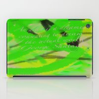 artsy iPad Cases featuring Artsy by DesignByAmiee