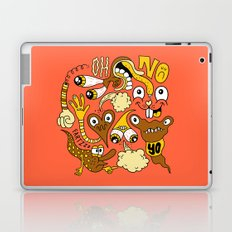 Oh, no.  Laptop & iPad Skin