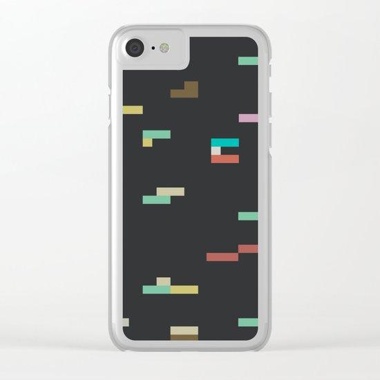Level UP! (PIRX II) Clear iPhone Case