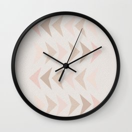 Come and go Wall Clock