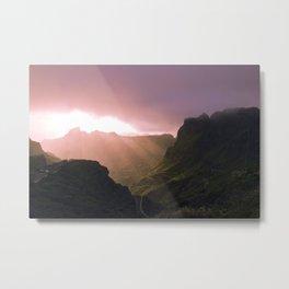 Tenerife 1.4 Metal Print